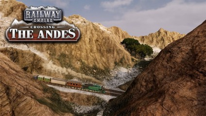 Railway Empire - Crossing the Andes | Kalypso Store