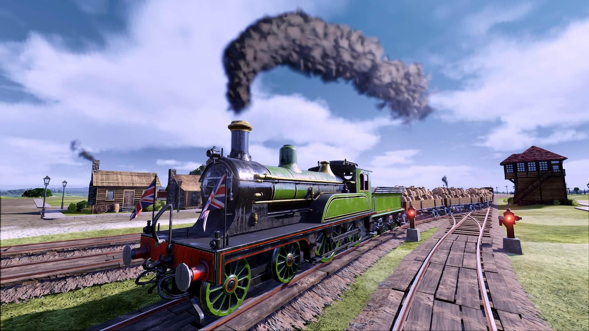 Railway Empire - Great Britain & Ireland | Kalypso Store